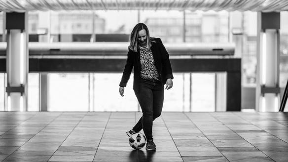 WK vrouwenvoetbal hoogtijdagen zaakwaarnemer Leoni Blokhuis 6