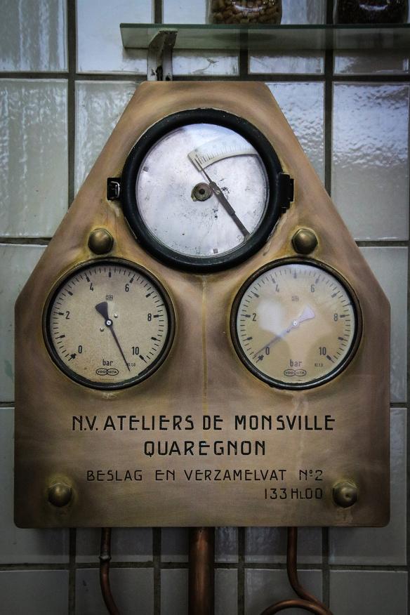 Brouwerij kwaremont bavik meters