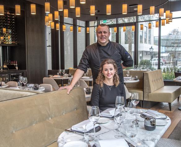 Hotel pillows zwolle ondernemer chefkok