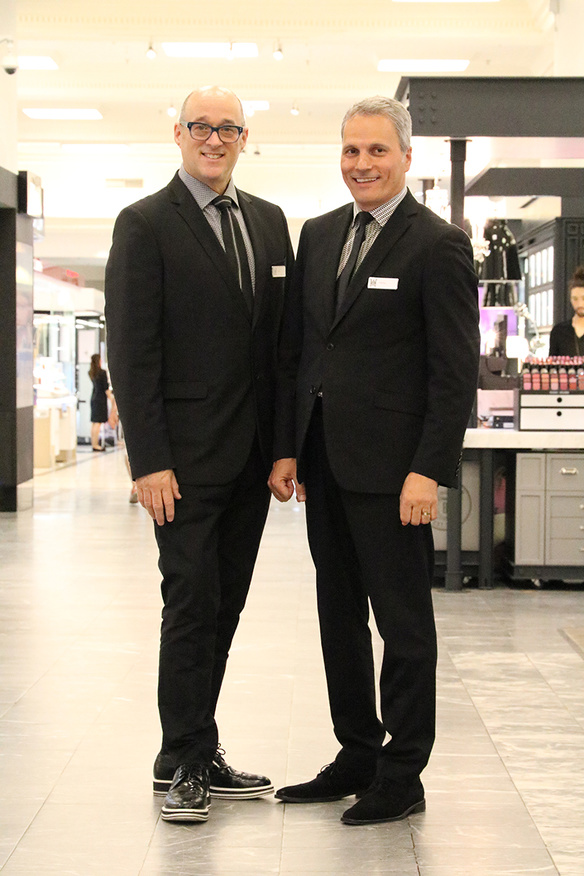 Hudsons bay hbc warenhuis canada montreal flagshipstore winkel management 706