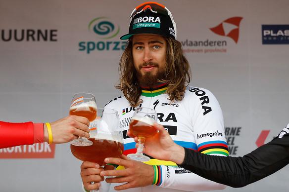 Kwaremont bier succes marketing wielerbier peter sagan proost