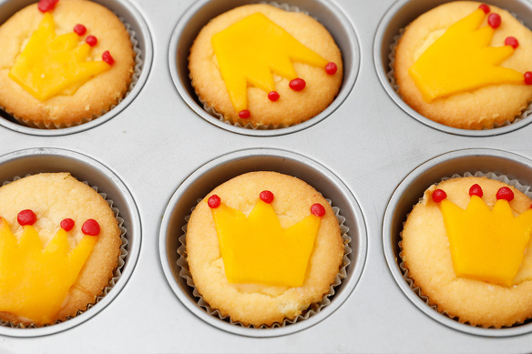 Overzicht vrijmarkten koningsdag 2018 cakes