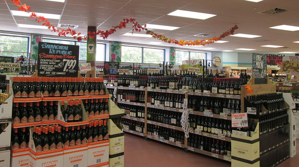 Supermarktwijn