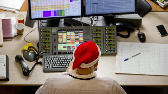 Werken feestdagen kerstmis anp