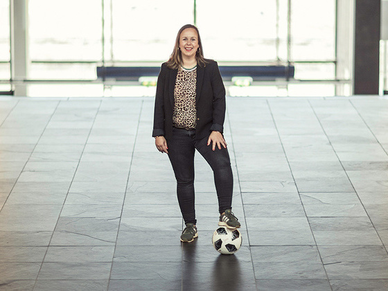 Leoni Blokhuis wk vrouwenvoetbal 2