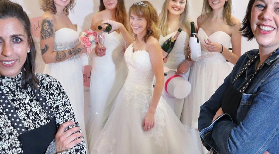 Bruidsjurken Passen In Den Haag Zonder Huwelijk In De