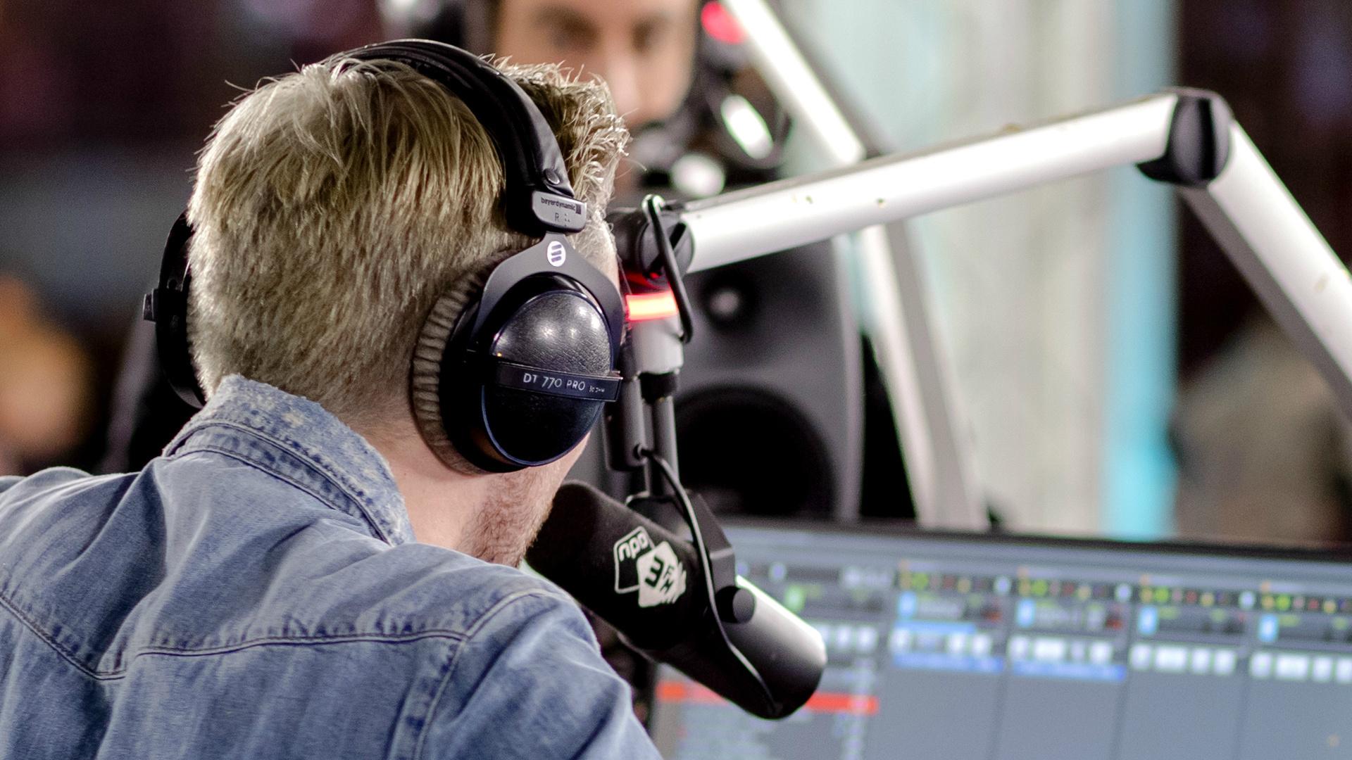 3 FM marktaandeel jongeren radio radiozender jongeren dieptepunt
