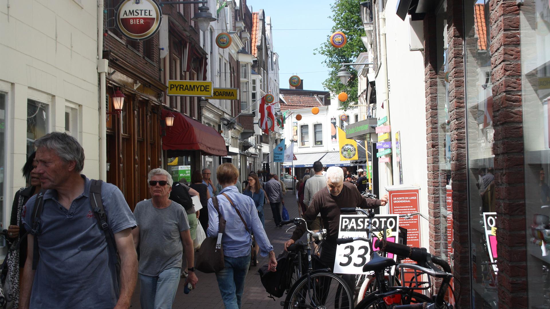 Groenendaal Winkelstraat zaterdag1