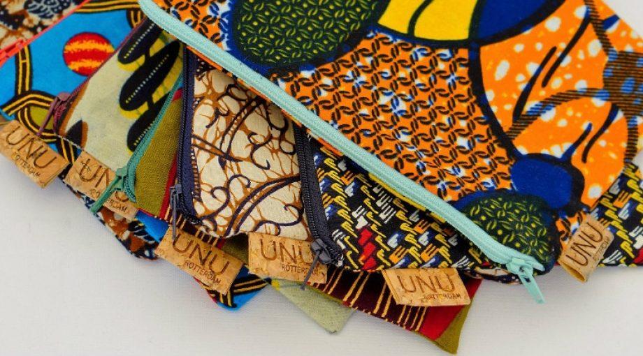 Betere Kleurrijke tassen uit ons Rotterdam | De Ondernemer QS-29