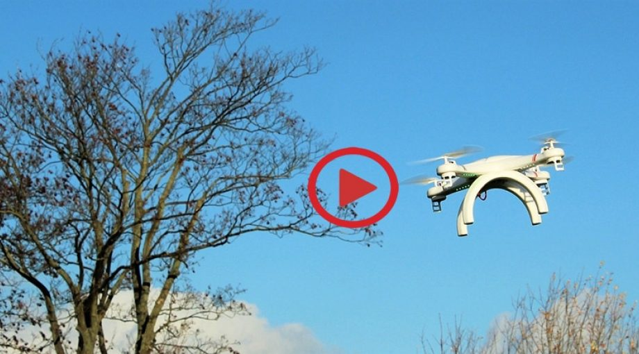 Het Nieuwe Ondernemen Dronevliegers Als Hoogvliegers De