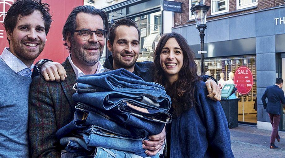 De Rode Winkel: keuze uit 6.500 jeans | De Ondernemer