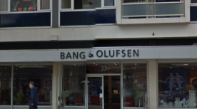 Kroep Bang Olufsen Google Maps