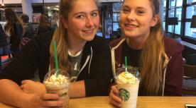 Starbucks Sasha Shviderska