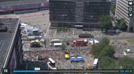 Thales tour de france printscreen video