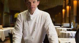 Topchef Richard Ekkebus sterrenrestaurant amber