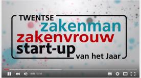 Twentse Zakenvrouw Zakenman Startup van het jaar You Tube