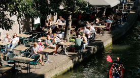 Utrecht Horeca ANP