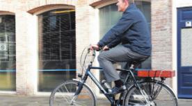 Sp en groenlinks willen fiets van de zaak behouden