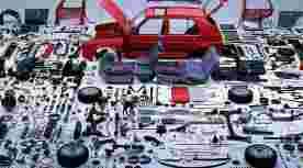 Volkswagen onderdelen groot