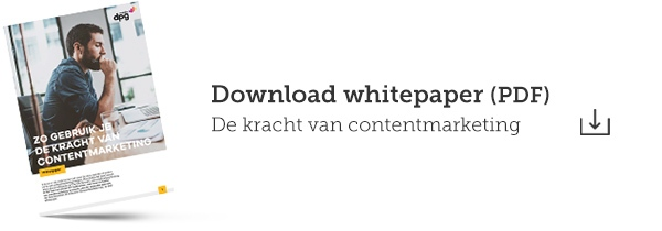 Whitepaper krachtvancontentmarketing