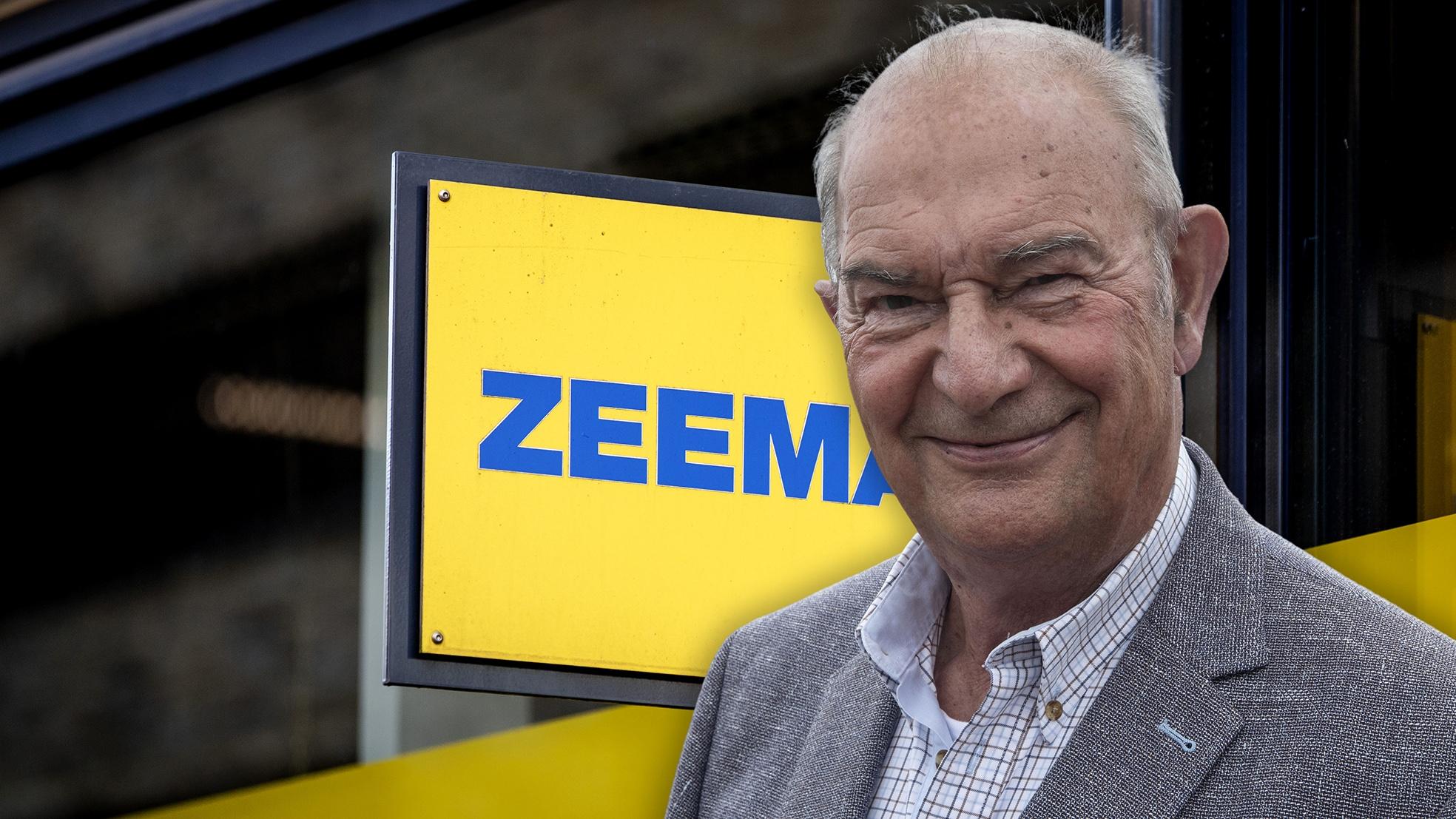 Jan zeeman overleden oprichter