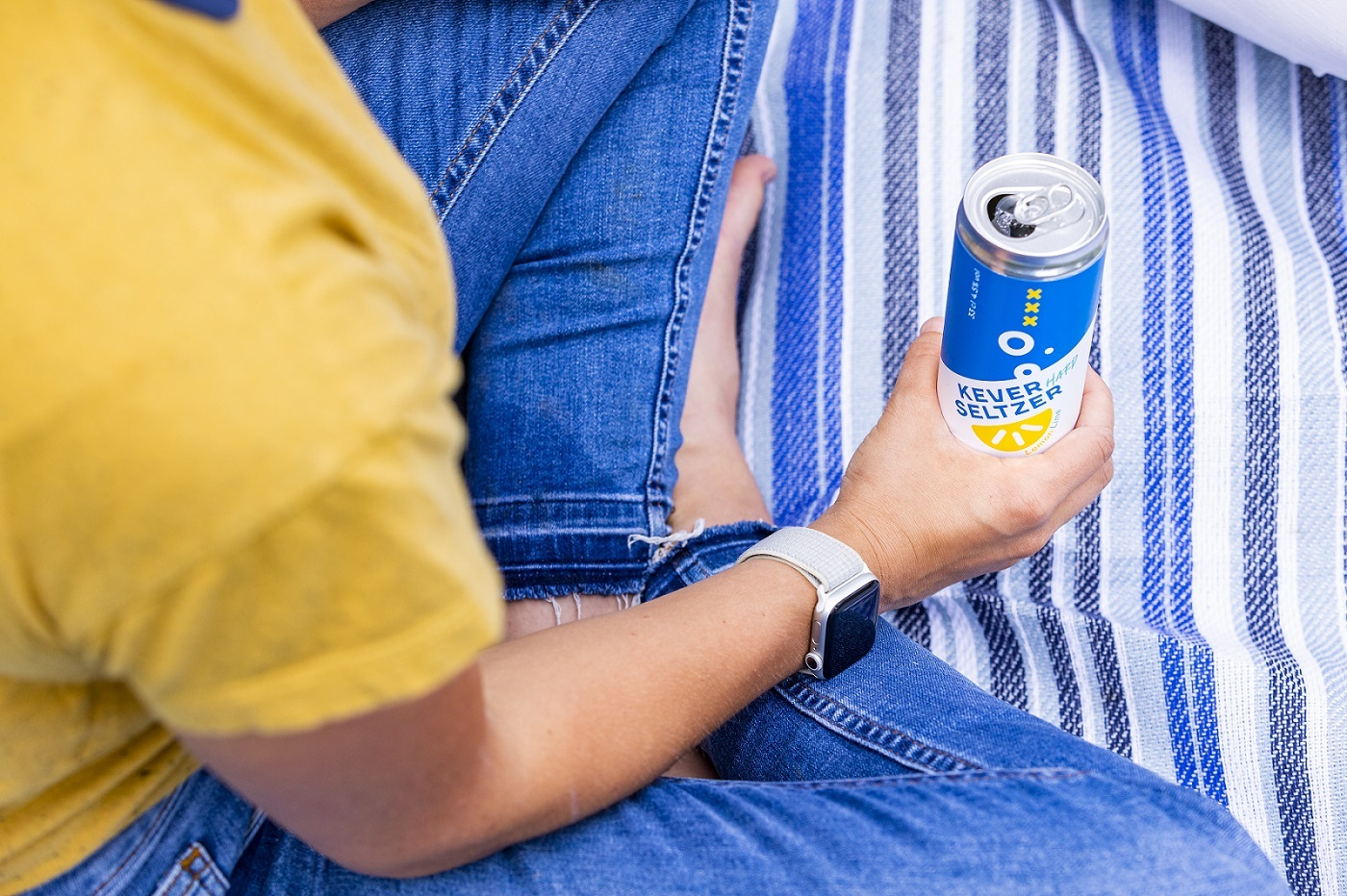 Kever genever hard seltzer gezond bier alternatief