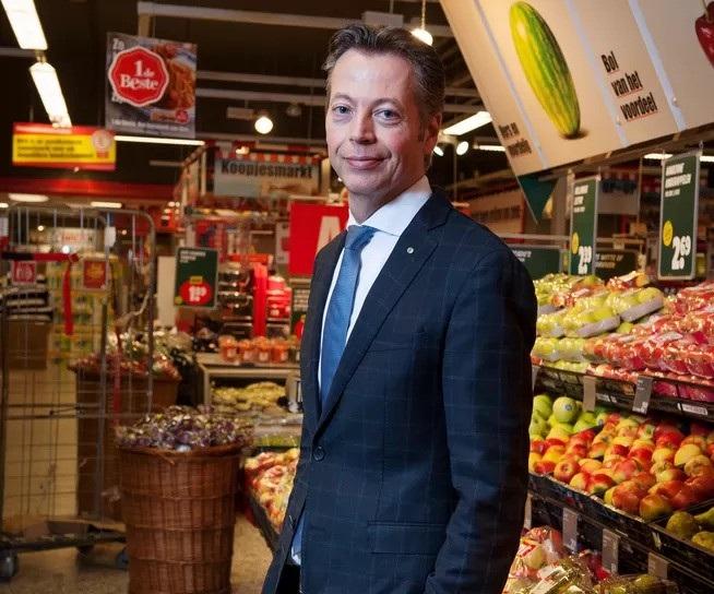Marcel huizing directeur dirk van den broek supermarkt