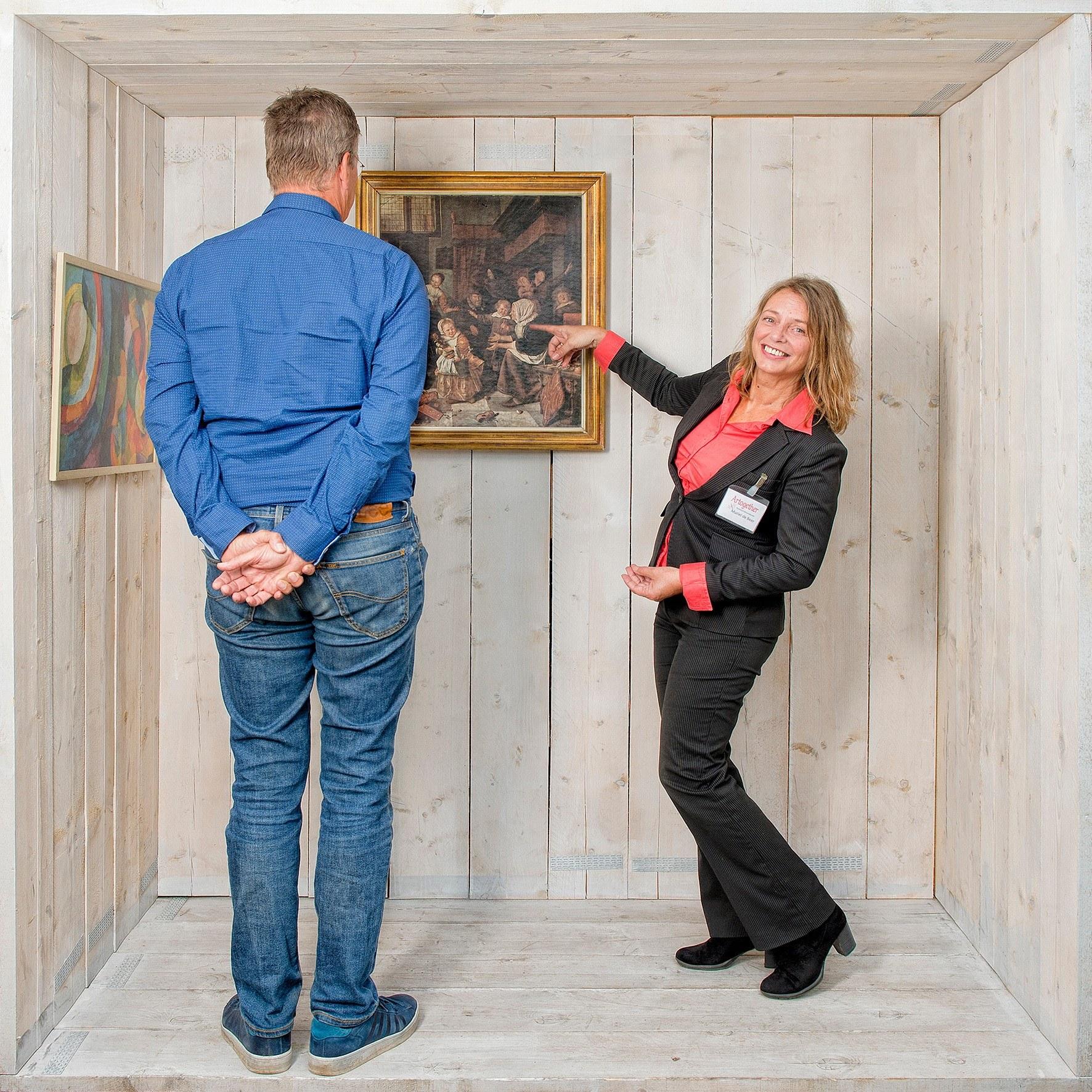 Muriel beer coronacrisis gijzelt kunsthistorica droom uitkomen