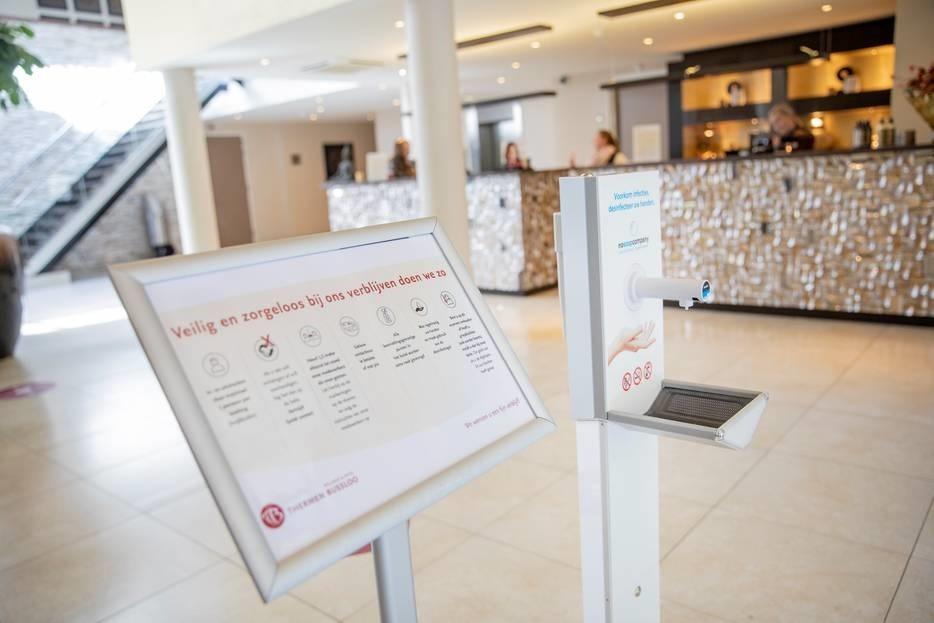 Restaurant van Thermen Busloo is gericht op de nieuwe 15 meter samenleving2