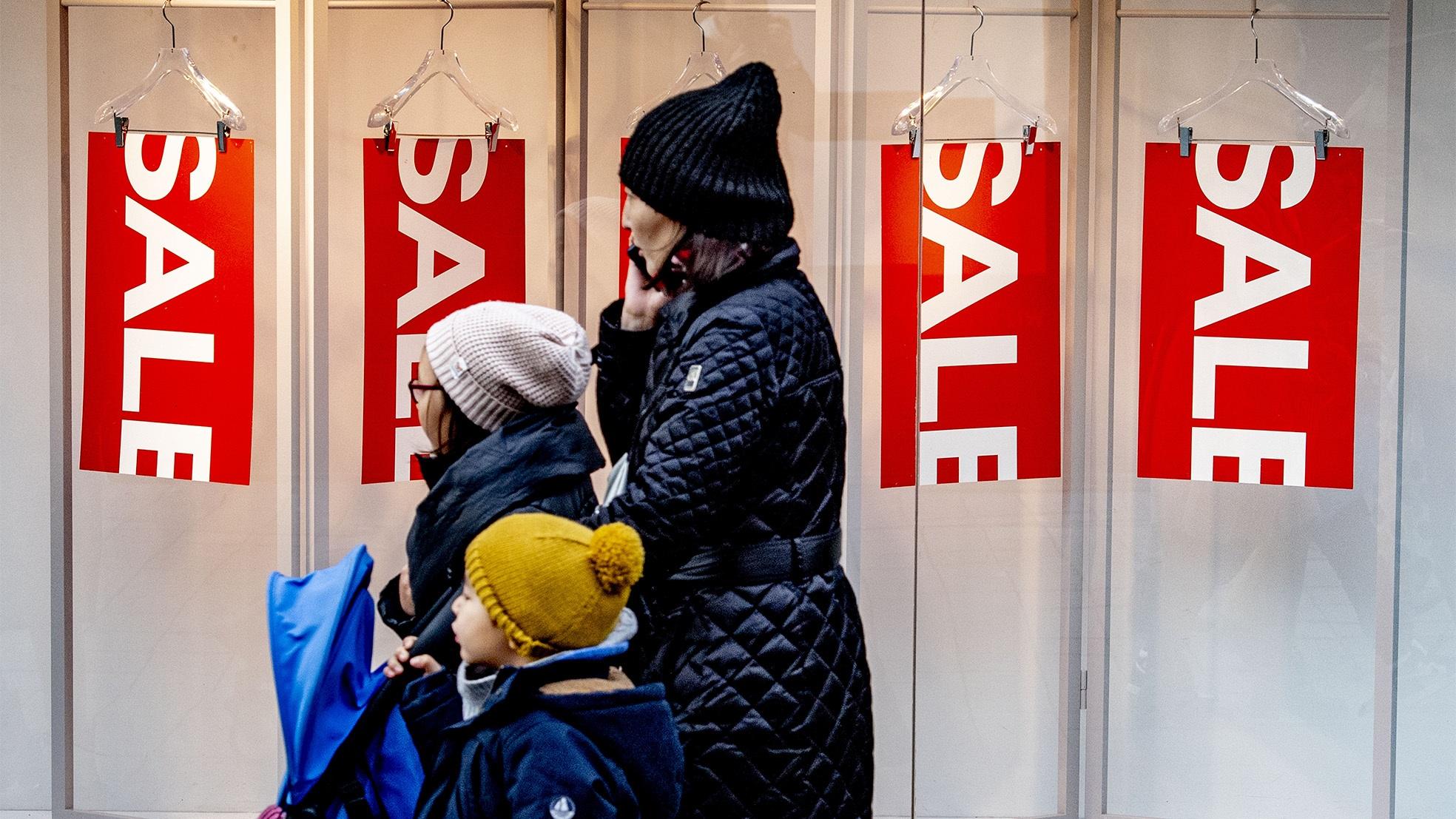 Sale uitverkoop winkelstraat korting patrick wessels blog