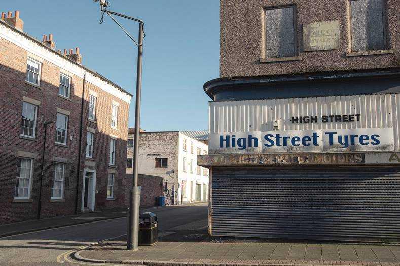 Sunderland centrum brexit