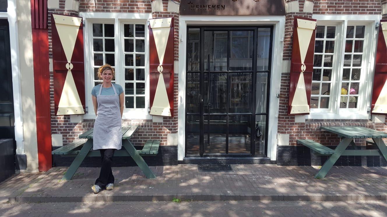Sytske oosterhof restaurant nooitgedacht sneek coronacrisis