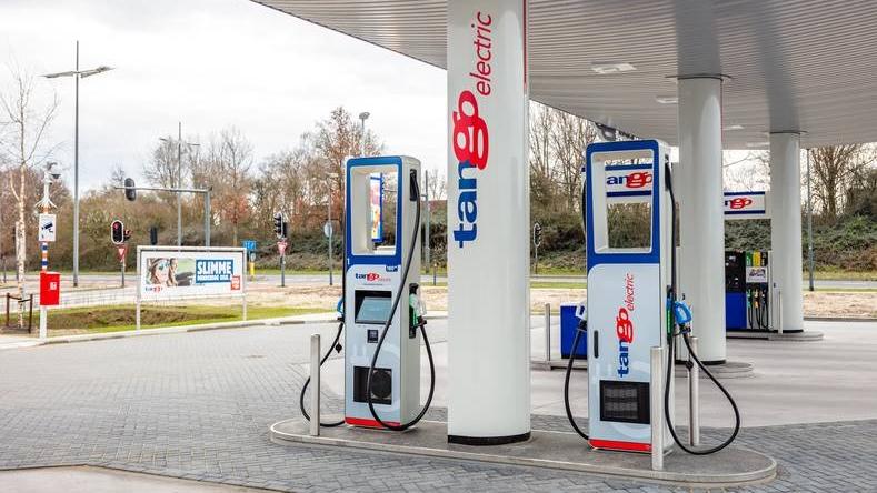 Tango tankstation duurzaam toekomst