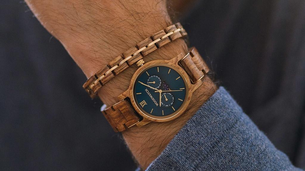 Woodwatch model kevin veer