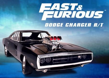 Costruisci la mitica protagonista della saga di Fast & Furious in un modello fedele in ogni dettaglio