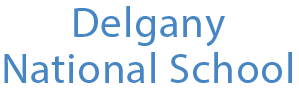 Delgany National School Logo
