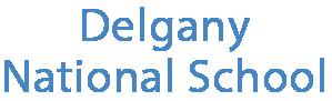 Delgany National School Logo