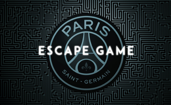 PSG creates an escape game at Parc des Princes