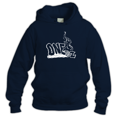 One Color Fatty Logo Hoodie