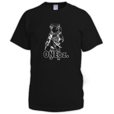 ONE Small Step Men's T