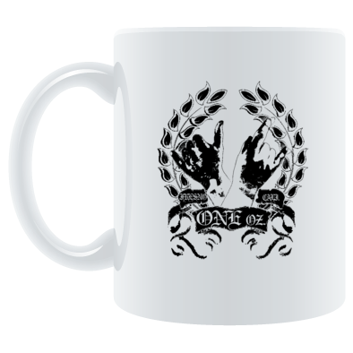 Cadillac Logo Coffee Mug
