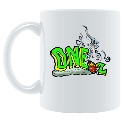 Color Fatty Logo Cofee Mug