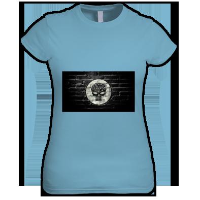 System Machine Wall Logo Womens