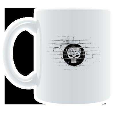 System Machine Wall Logo Mug