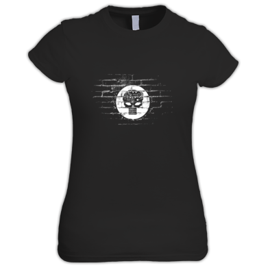 System Machine Wall Logo 2 Womens