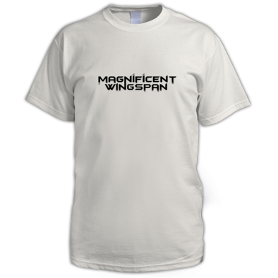 Magnificent Wingspan Simple T-Shirt