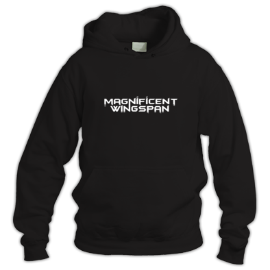 Magnificent Wingspan Simple Hoodie