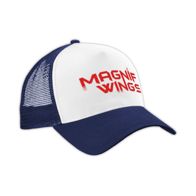 Magnificent Wingspan Simple Trucker Hat
