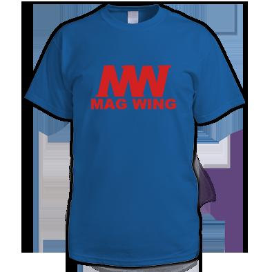 Mag Wing MW Logo T-Shirt