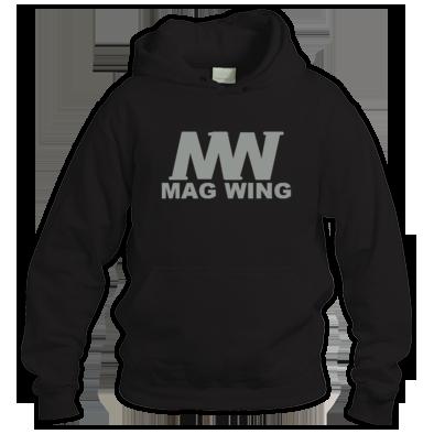 Mag Wing MW Logo Hoodie